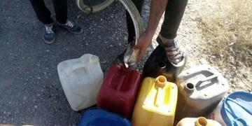 سهمیه نفت سفید 4 ماهه خانوارهای روستایی شارژ شد