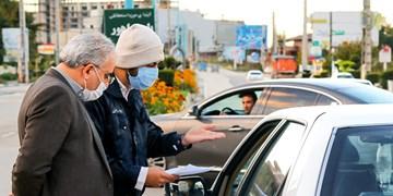 برگشت 16 هزار خودرو از مبادی ورودی به شهرهای مازندران