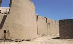 «نارین قلعه» جاجرم در انتظار احیا