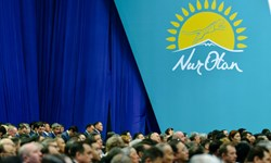 معرفی 126 نامزد حزب حاکم قزاقستان برای شرکت در انتخابات پارلمانی