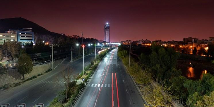 ادامه محدودیت تردد شبانه از ساعت ۲۲ در مشهد