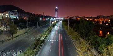 تداوم منع تردد شبانه خودروها در سمنان/ میزان سرایت کرونا افزایش یافت