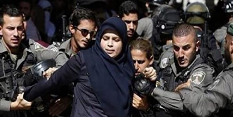 بازداشت بیش از ۱۵ هزار زن فلسطینی از ۱۹۶۷ تا کنون
