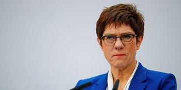 وزیر دفاع آلمان: بازرسی کشتی ترکیه کار درستی بود