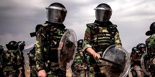 فیلم  گردان امنیتی امام علی(ع) قشم