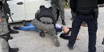 صهیونیستها به بهانه قصد انجام عملیات استشهادی یک فلسطینی را هدف قرار دادند