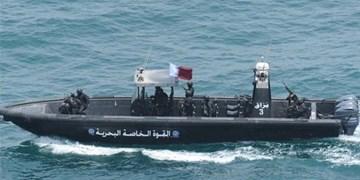 گشتیهای قطری، قایقهای گارد ساحلی بحرین را توقیف کردند