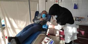 کمک مؤمنانه| بسیجیان خلخال با اهداء خون به یاری بیماران شتافتند