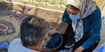 اعزام گروههای جهادی بسیج پزشکی به روستاهای محروم بهمئی