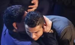 واکنش کریس رونالدو به درگذشت مارادونا؛ بدرود شعبده باز بینظیر