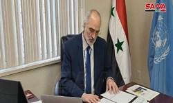 سوریه: اشغالگری اسرائیل تهدیدی برای امنیت منطقه و صلح جهانی است