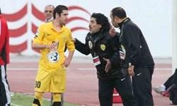 شادمانی و واکنش جالب مارادونا پس از گلزنی یک ایرانی+فیلم