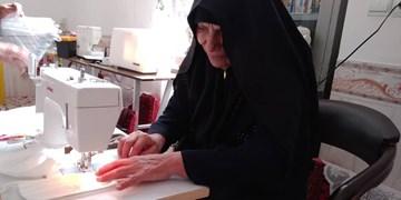 همه ابتکارات یک بانوی بسیجی | از اشتغالزایی برای بانوان محل تا راهاندازی صندوق قرضالحسنه