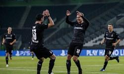لیگ قهرمانان اروپا| برد پرگل مونشن گلادباخ/صعود سیتی با پیروزی در یونان