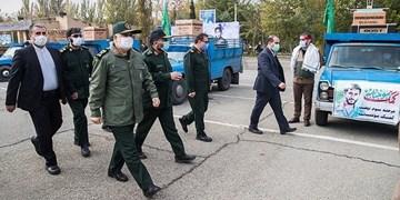 سردار سلامی: بسیج به صحنه آمده تا با پیامدهای معیشتی و اقتصادی ناشی از کرونا مقابله کند