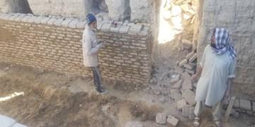 فعالیت سه کارگاه مرمتی در شهرستان سراوان