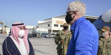 در سکوت خبری؛ رئیس پنتاگون با همتای خود در بحرین دیدار کرد