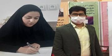 جوانان بسیجی در میدان عمل؛ از کرونازدائی تا کارآفرینی دانشجویان کرمانی
