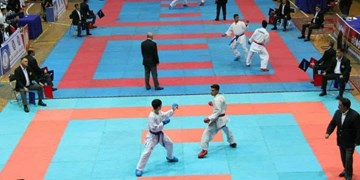 کسب 6 مدال توسط کاراتهکاران زنجانی