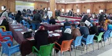 نشست معارضان سوریه در مناطق تحت تسلط کردها