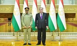 دیدار «رحمان» با رئیس کمیته مشترک ارتش پاکستان در «دوشنبه»