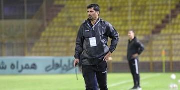حسینی: با تمام وجود بازی کردیم و بردیم