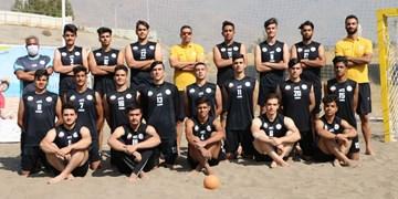 دعوت قشقایی از 20 بازیکن به اردوی تیم ملی هندبال ساحلی نوجوانان