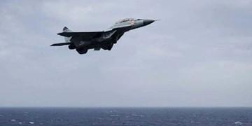 سقوط جنگنده «میگ-۲۹ کِی» هند