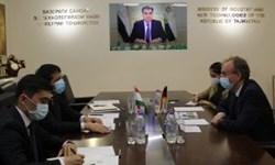 تاکید بر همکاری صنعتی محور دیدار مقامات تاجیکستان و آلمان