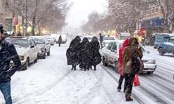 ورود سامانه بارشی تازه به کشور از 11 آذر/آسمان در چه مناطقی برفی است؟
