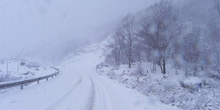 پیشبینی بارش برف در محورهای کوهستانی خراسان رضوی