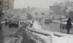 هشدار طغیان رودخانه ها و کولاک برف در 6 استان/ باران و سرما فرداشب در پایتخت