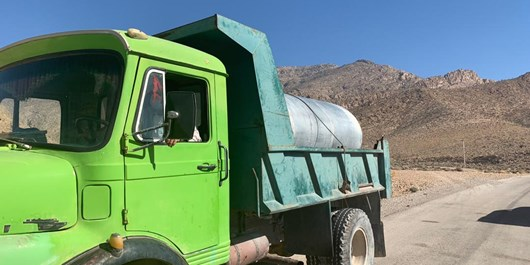 فارس من| روستاهای شهرستان جهرم مشکل آب شرب ندارند