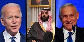 منابع رویترز: دیدار بنسلمان و نتانیاهو، با هدف ارسال سیگنال به بایدن انجام شد
