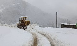 راه دسترسی 60 روستای کردستان مسدود است