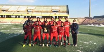 لیگ برتر فوتبال بانوان| برتری پرگل بم در سرمای ارومیه