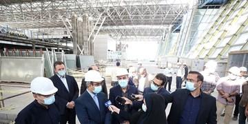 شرکتهای دانشبنیان داخلی  پیشتاز در تأمین تجهیزات ترمینال جدید فرودگاه کیش