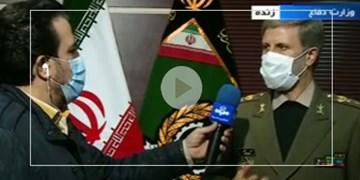توضیح وزیردفاع درباره ترور شهیدفخریزاده