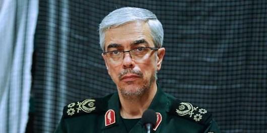 رئیس ستادکل نیروهای مسلح: دریای سرخ را مجددا در منطقه گشت دریایی قرار میدهیم