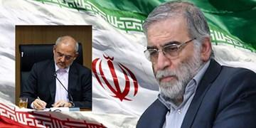 پیامهای تسلیت وزرای علوم و آموزش و پرورش در پی شهادت محسن فخریزاده