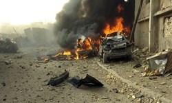 انفجار یک خودرو در مرکز فلسطین اشغالی