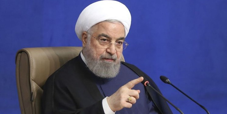 روحانی: دشمن میخواهد در این چند هفته امواج منفی به اقتصاد ایران بفرستد