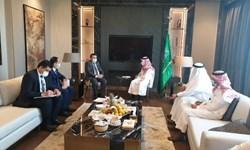 دیدار معاون وزیر خارجه تاجیکستان با وزرای خارجه عربستان و تونس