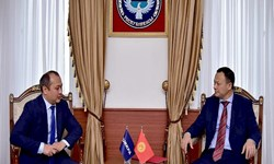 نظارت  دبیرکل کشورهای ترکزبان بر انتخابات ریاست جمهوری قرقیزستان