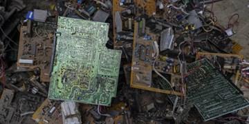 انگلیس باید با زبالههای الکترونیک مقابله کند