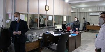 فعالیت ادارات و بانکهای خوزستان برقرار است