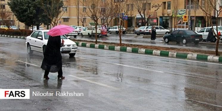 افزایش 106 درصدی بارشها در چهارمحال و بختیاری نسبت به دورههای قبل
