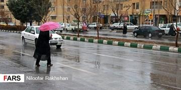 پیشبینی شرایط جوی چهارمحال و بختیاری در هفته جاری/بارش برف و باران در غالب مناطق استان