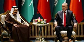 العرب| ریاض لغو تحریم واردات از ترکیه را به تغییر سیاستهای اردوغان منوط میکند