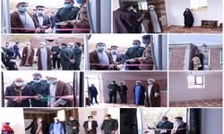 احداث 18 واحد مسکن محرومان توسط سپاه در رابر